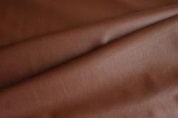 0199-037 Koženka hnědá s bordó -