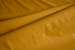 22167-033 Koženka hořčicově žlutá -