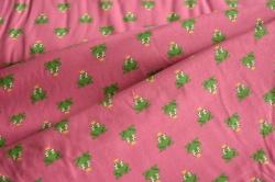 131645-3006 Žabky na růžovém podkladu -