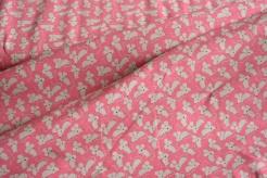 131652-3010 Šedé myši na růžové -