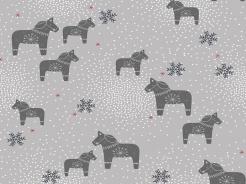 19-086 Koně na šedé -