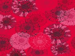 19-146 Kytky na červené -