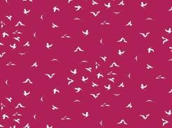 19-167 Ptáci na červené -