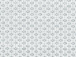 4596-110 Geometrické tvary na bílém podkladu -