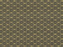4596-304 Ornamenty na tm. šedém podkladu -