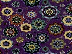 2506-327 Mandaly na fialové -