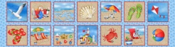 4801-748 Pláž zvířata -