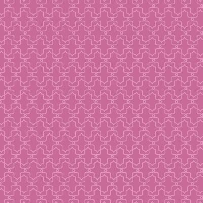 Látky Patchwork - Ornamenty na fialové