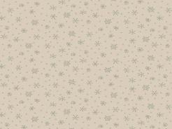 4790-552 Vločky šedé na béžové -