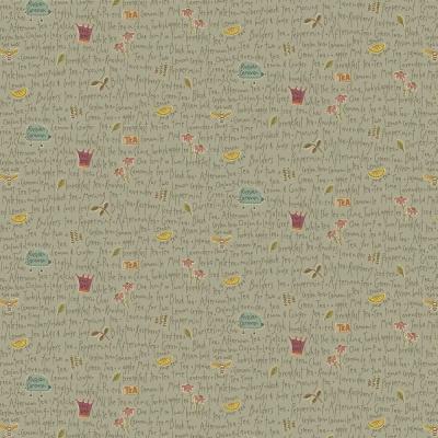 Látky Patchwork - Tealicious  085
