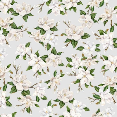 Látky Patchwork - Magnolia Mania 027