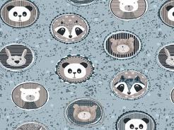 4501-189 Pretty Panda -