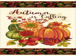 4705-151 Autumn  is calling  151 - Panel  0,61 metru
