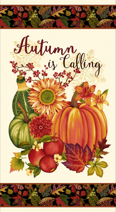 Látky Patchwork - Autumn  is calling  151