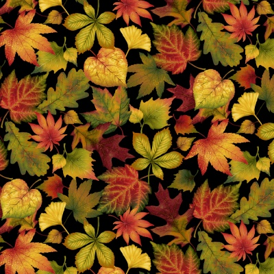 Látky Patchwork - Autumn  is calling  223