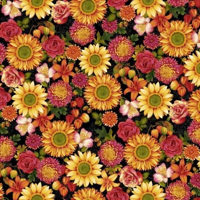 Látky Patchwork - Autumn  is calling  226