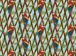 4706-290 Birds in Paradise 290 -