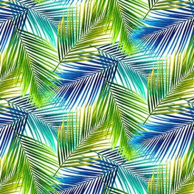 Látky Patchwork - Birds in Paradise 292