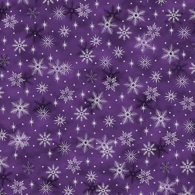 Látky Patchwork - Magic Christmas 502