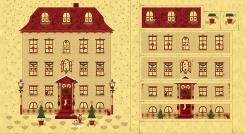 4595-287 Magic Christmas 287 - Adventní kalendář