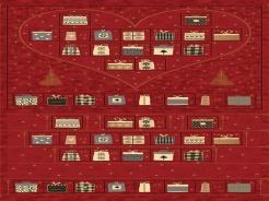 4595-478 Magic Christmas 478 - Adventní kalendář