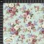 Látky Patchwork - Růže STOF 479