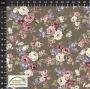 Látky Patchwork - Růže STOF 509